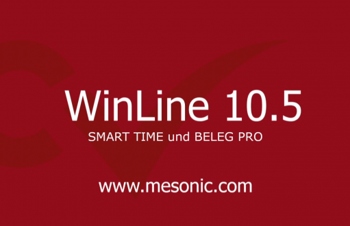 Neue WinLine Module